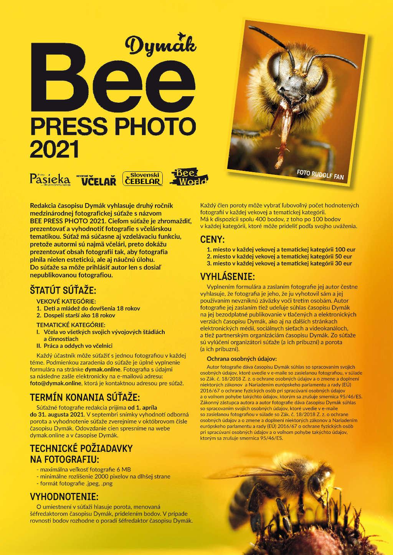 Bee Press Photo 2021